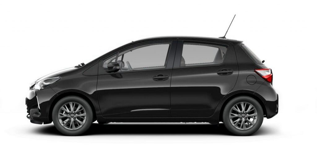 Pass the practical driving test in our new Toyota Yaris Icon Tech